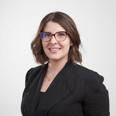 A photograph of Melissa Sariffodeen.