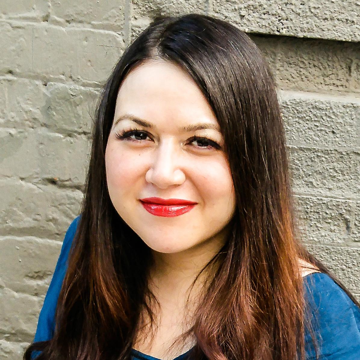 A photograph of Katie Moussouris.