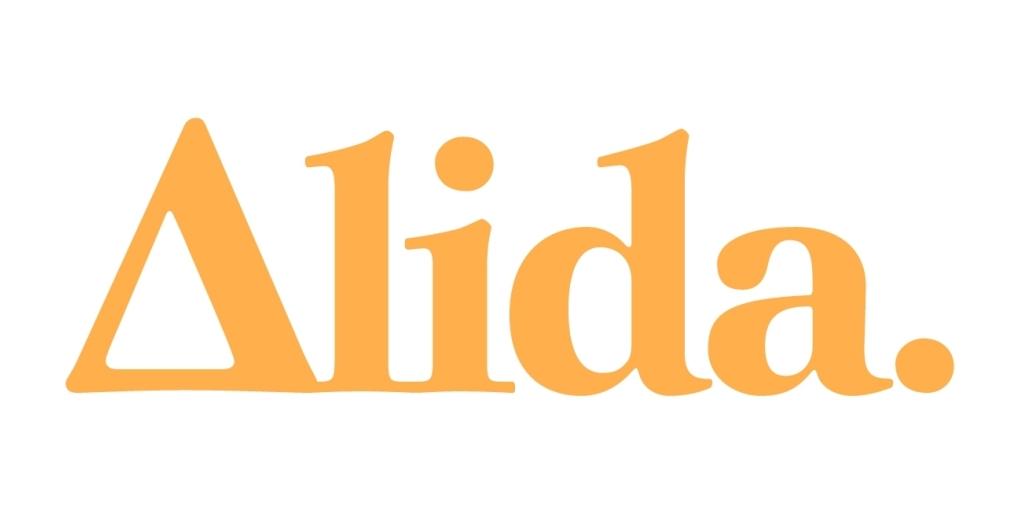 Alida Logo Gold