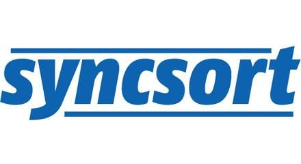 Syncsort logo.