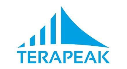TeraPeak logo.