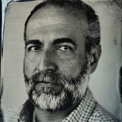 A photograph of David Vazquez.