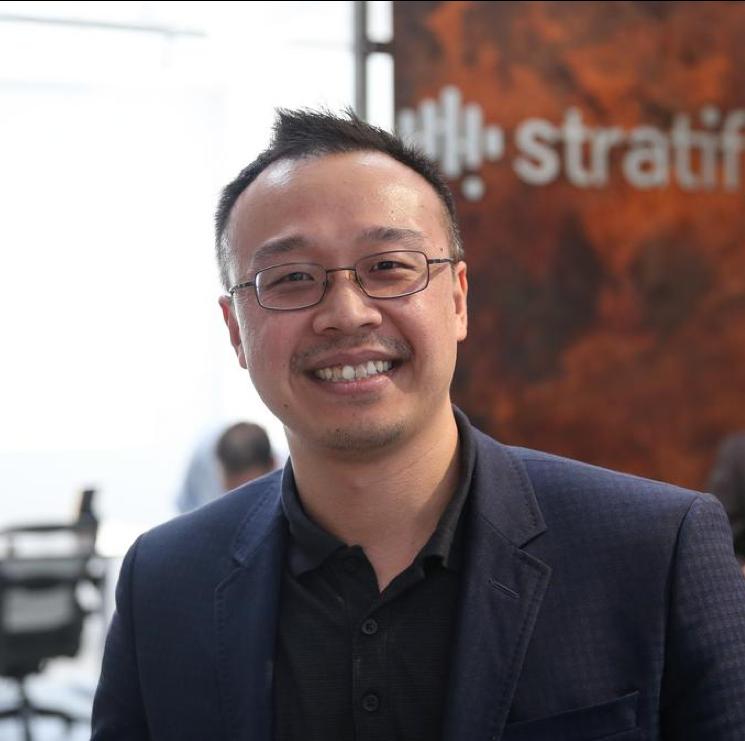 Derek Wang Stratifyd
