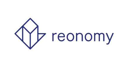 Reonomy logo.