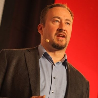 Alistair Croll, founder of Scaletech Conference